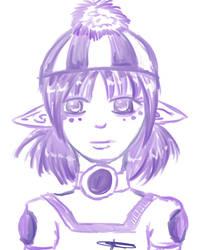 FOney Sketch by mirror-alchemist