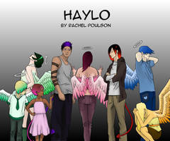 Haylo: The Gang by Original-Blue