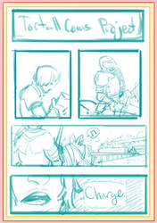 Entry #27 - Roughs - P1 by Original-Blue