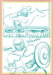 Entry #27 - Roughs - P3 by Original-Blue