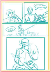Entry #27 - Roughs - P6 by Original-Blue