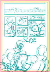 Entry #27 - Roughs - P7 by Original-Blue