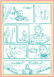 Entry #27 - Roughs - P8 by Original-Blue