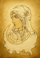 The gentle commander by shisleya