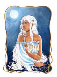 Gift: Aysel by shisleya