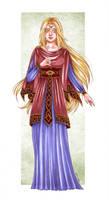 Ivone for Coeleth by shisleya
