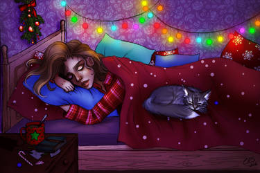 Silent Night by Xenonia