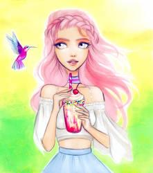 Milkshake by Xenonia