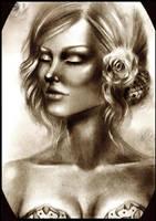 .Serene Rose. by Xenonia