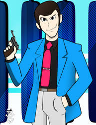 Lupin The Third by CZProductions