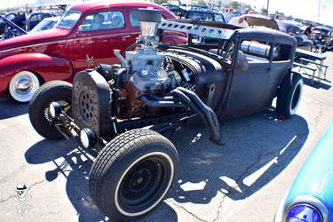 Model A Rat Rod by CZProductions