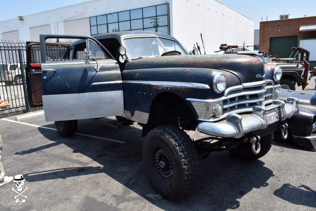 1950 Chrysler Crown Imperial Limo by CZProductions
