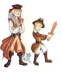 SOK - A Pirates Life for Me by WhiteFangKakashi300