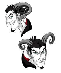 Malocchio the Devil of Euphoria by WhiteFangKakashi300
