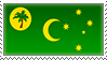 Cocos (Keeling) Islands by stamps-of-flags