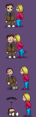 Whooligans: In her Kiss by JesIdres