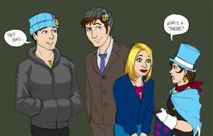 Hobo Doctor? by JesIdres