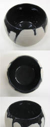 Black Ink pot by JesIdres