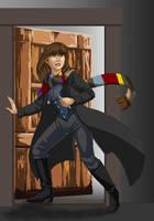 Sarah Jane Smith, Adventurer by JesIdres