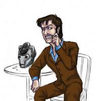 Sorta Whooligans: Got Cybermen by JesIdres