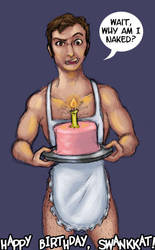 Naked Chef? by JesIdres