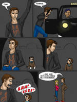 When David met the Chibi.... by JesIdres