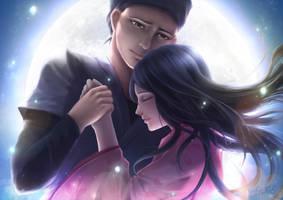 The tale of the princess Kaguya (Ghibli Studio) by SDWHiME
