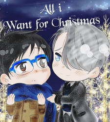 All i want for Christmas by OnePiece260