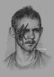 Dominic Monaghan by Sabriiistrash