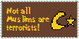 Not all Muslims are terrorists! by FluffyFerret97