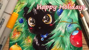 Happy Holidays! by kyara17