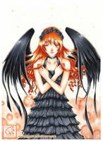 Black Angel by kyara17