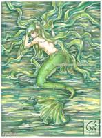 Mermaid by kyara17