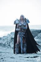 World Of Warcraft Lich Queen 2 by kyara17