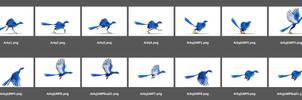 Arky Animation test by Zainy7