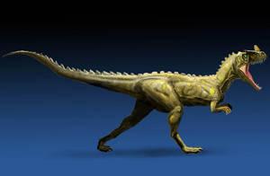 Ceratosaurus Pose by Zainy7