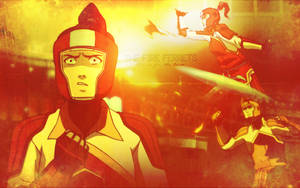 The Fire Ferrets (The Legend of Korra) by Viciousdope