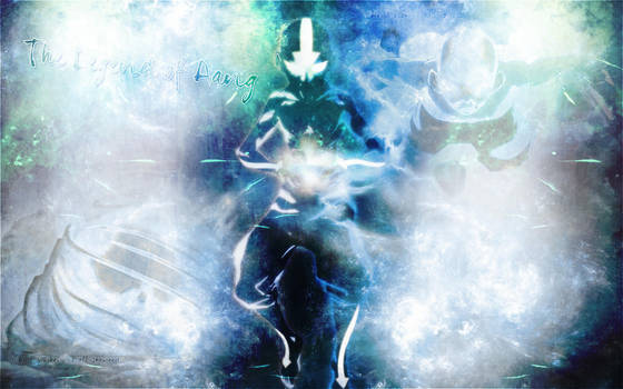 The Legend of Aang wallpaper - Now it has to end! by Viciousdope