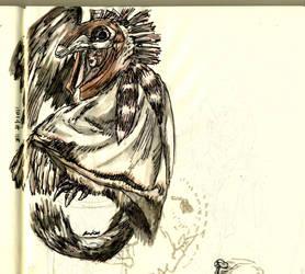 Dual Human - Thunderbird mask by Pen-scribble