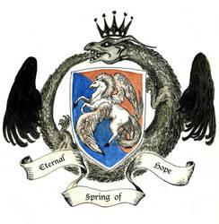 Ouroboros Emblem Design by Pen-scribble