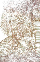 'Til Fall Do Us Part by Pen-scribble