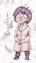 chibi memwaself ID by Pen-scribble
