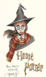 Annie Potter by asphyx0r