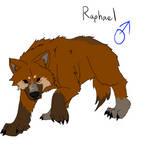 Raphael Reference by VampireSessh
