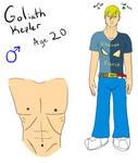 Goliath 2018 Reference by VampireSessh