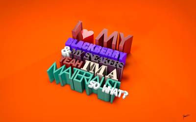 Materialism by Genesis-Design
