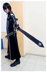 Sword Art Online:Kirito Solo Player by icemas