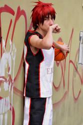 Kuroko No Basket-All or Nothing by icemas