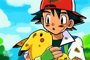 'Pokemon, I Choose You!', S1, E1, Favorite Scene by HarmonyRocketEeveon
