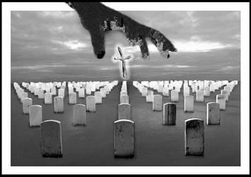 Ocean Grave by weerezivy